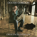 Great Encounters Live/Dexter Gordon