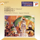 Prokofiev: Symphony Nos. 1 & 5/Eugene Ormandy