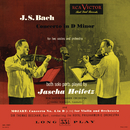 Bach: Concerto for Two Violins, BWV 1043 in D Minor; Mozart: Violin Concerto No. 4, K. 218, in D/Jascha Heifetz