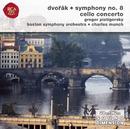 Dvorak Symphony No. 8; Cello Concerto/Charles Munch
