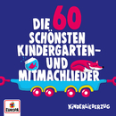 Die 60 schönsten Kindergarten- und Mitmachlieder/Lena, Felix & die Kita-Kids