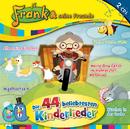Die 44 beliebtesten Kinderlieder/Frank und seine Freunde