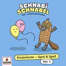 Die 22 besten Spiel- & Spaßlieder/Lena, Felix & die Kita-Kids