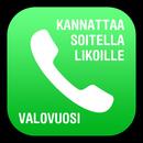 Kannattaa soitella likoille - EP/Valovuosi
