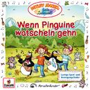 Wenn Pinguine watscheln gehn/Detlev Jöcker