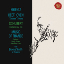 "Beethoven: Sonata No. 9 in A Major, Op. 47 ""Kreutzer"" - Schubert: Fantasie in C Major, D. 934 - Debussy: Chansons de Bilitis & Children's Corner -  Ravel: Valses nobles et sentimentales - Poulenc: Mouvements perpétuels - Heifetz Remastered/Jascha Heifetz"