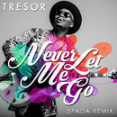 Never Let Me Go (Spada Radio Edit)/TRESOR