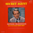 "Music from the TV Series ""Secret Agent""/Edwin Astley & His Orchestra"