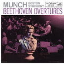 Beethoven: Overtures/Charles Munch