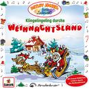 Klingelingeling durchs Weihnachtsland/Detlev Jöcker