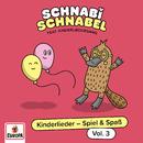 Die besten Kindergarten- und Mitmachlieder, Vol. 4: Spaß/Lena, Felix & die Kita-Kids