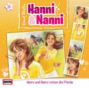 21/retten die Pferde/Hanni und Nanni