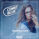 Shooting Star/Comet Blue
