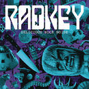 Dark Black Makeup/Radkey