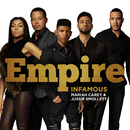 Infamous/Empire Cast, Mariah Carey, and Jussie Smollett