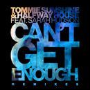 Can't Get Enough (Remixes) feat.Sarah Hudson/Tommie Sunshine
