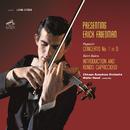 Paganini: Violin Concerto No. 1 in D Major, Op. 6 - Saint-Saëns: Introduction et Rondo capriccioso in A Minor, Op. 28/Erick Friedman