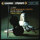 Bach: Brandenburg Concertos Nos. 1-6, BWV 1046-1051/Charles Munch