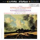 Mahler: Lieder eines fahrenden Gesellen & Kindertotenlieder/Charles Munch