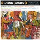 Schumann: Piano Quartet in E-Flat Major, Op. 47 - Beethoven: Piano Quartet in E-Flat Major, Op. 16/The Festival Quartet