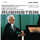 Rachmaninoff: Piano Concerto No. 2 in C Minor, Op. 18 - Liszt: Piano Concerto No. 1 in E-Flat Major, S. 124/Arthur Rubinstein