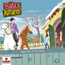 15/Spuren im Schnee/Kati & Azuro