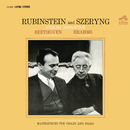 Beethoven: Violin Sonata No. 8 in G Major, Op. 30 - Brahms: Violin Sonata No. 1 in G Major, Op. 78/Arthur Rubinstein
