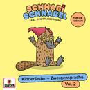 Liederzwerge - Lieder aus dem Zwergensprache-Kurs/Lena, Felix & die Kita-Kids