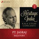Heritage India (Kala Utsav Concerts, Vol. 1) [Live]/Pt. Jasraj