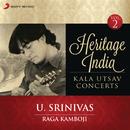 Heritage India (Kala Utsav Concerts, Vol. 2) [Live]/U. Srinivas