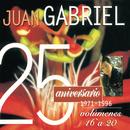 25 Aniversario 1971-1996 Edición, Volúmenes 16 a 20/Juan Gabriel