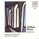 Boyce: Symphonies Nos 1/2/3/6/7/8/Ross Pople
