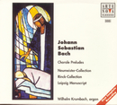 Bach: Choral Preludes Vol. 1,2,3/Wilhelm Krumbach