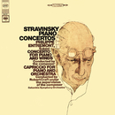 Stravinsky: Capriccio for Piano and Orchestra & Concerto for Piano and Wind Instruments/Philippe Entremont