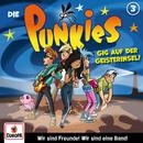 003/Gig auf der Geisterinsel/Die Punkies