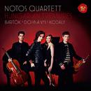 Hungarian Treasures - Bartók, Dohnányi, Kodály/Notos Quartett