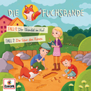 001/Fall 1: Der Skandal im Hof / Fall 2: Die Spur des Riesen/Die Fuchsbande
