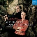 Händel: Duetti Amorosi/Nuria Rial & Lawrence Zazzo