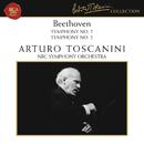 Beethoven: Symphony No. 7 in A Major, Op. 92, Symphony No. 2 in D Major, Op. 36 & Egmont Overture, Op. 84/Arturo Toscanini