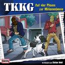 133/Auf vier Pfoten zur Millionenbeute/TKKG