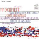 Prokofiev: Piano Concerto No.2 in G Minor, Op. 16 & Piano Concerto No. 1 in D-Flat Major, Op. 10/John Browning