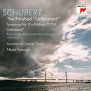 "Schubert: The Finished ""Unfinished"" (Symphony No. 8, D. 759, Reconstructed by Mario Venzago)/Kammerorchester Basel"