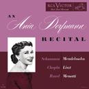 The Ania Dorfmann Recital/Ania Dorfmann