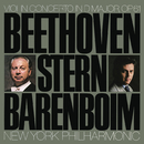 Beethoven: Concerto for Violin and Orchestra in D Major, Op. 61/Daniel Barenboim