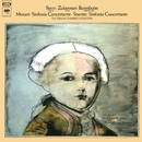 Mozart: Sinfonia concertante in E-Flat Major, K. 364 & Stamitz: Sinfonia concertante in D Major/Daniel Barenboim