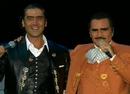 Amor de los Dos (En Vivo)/Vicente Fernández Con Alejandro Fernandez