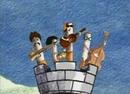 La Torre De Babel/Los Tres