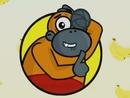Pelota: Uma Mistura de Gorila e Chimpanzé/Jaffar Bambirra