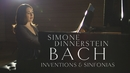 Pianist Simone Dinnerstein Records Johann Sebastian Bach's Inventions and Sinfonias/Simone Dinnerstein