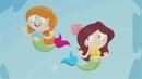 Pequenas Sereias/Os Habitantes do Fundo do Mar